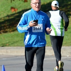 """Vilnius 10 km run, """"Run with Živilė Balčiūnaitė"""". - Algis Čaplikas (2544)"""