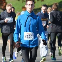 """Vilnius 10 km run, """"Run with Živilė Balčiūnaitė"""". - Julius Gražėnas (2120)"""