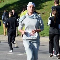 """Vilnius 10 km run, """"Run with Živilė Balčiūnaitė"""". - Goda Gerasionytė (240)"""