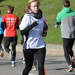 """Vilnius 10 km run, """"Run with Živilė Balčiūnaitė"""". - Lina Undzėnaitė (181)"""
