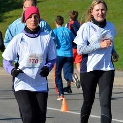 """Vilnius 10 km run, """"Run with Živilė Balčiūnaitė"""". - Vaida Šalnienė (170)"""