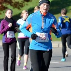 """Vilnius 10 km run, """"Run with Živilė Balčiūnaitė"""". - Asta Baškauskaitė (155)"""