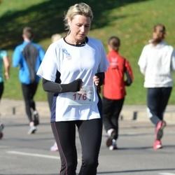 """Vilnius 10 km run, """"Run with Živilė Balčiūnaitė"""". - Aistė Kielaitė (176)"""