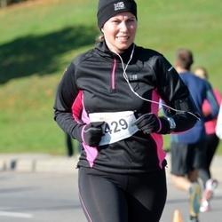 """Vilnius 10 km run, """"Run with Živilė Balčiūnaitė"""". - Vaiva Švegždaitė (2429)"""