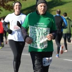 """Vilnius 10 km run, """"Run with Živilė Balčiūnaitė"""". - Matas Ankudavičius (2169)"""