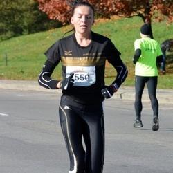 """Vilnius 10 km run, """"Run with Živilė Balčiūnaitė"""". - Diana Lobačevskė (2550)"""