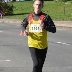 """Vilnius 10 km run, """"Run with Živilė Balčiūnaitė"""". - Almantas Dapkevicius (2561)"""