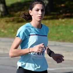 """Vilnius 10 km run, """"Run with Živilė Balčiūnaitė"""". - Aurika Balsytė (2476)"""