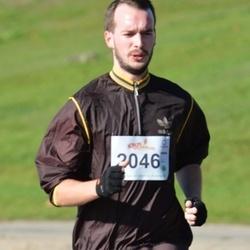 """Vilnius 10 km run, """"Run with Živilė Balčiūnaitė"""". - Artūras Bendorius (2046)"""