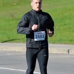 """Vilnius 10 km run, """"Run with Živilė Balčiūnaitė"""". - Saulius Talacka (2553)"""