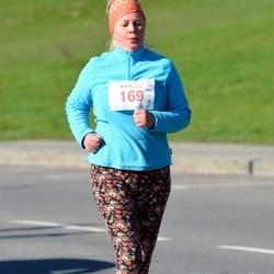"""Vilnius 10 km run, """"Run with Živilė Balčiūnaitė"""". - Iryna Karpikava (169)"""