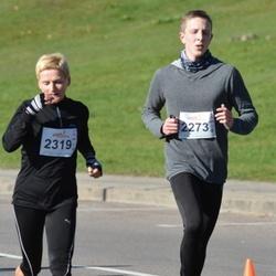 """Vilnius 10 km run, """"Run with Živilė Balčiūnaitė"""". - Šarūnas Šlekys (2273)"""