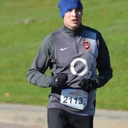 """Vilnius 10 km run, """"Run with Živilė Balčiūnaitė"""". - Danielius Uždavinys (2113)"""