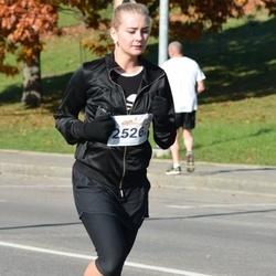 """Vilnius 10 km run, """"Run with Živilė Balčiūnaitė"""". - Ligita Vaičaitytė (2526)"""
