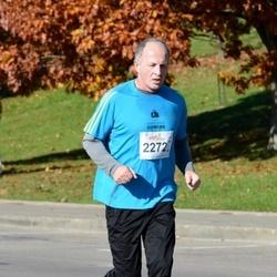 """Vilnius 10 km run, """"Run with Živilė Balčiūnaitė"""". - Saulius Šlekys (2272)"""