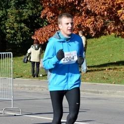 """Vilnius 10 km run, """"Run with Živilė Balčiūnaitė"""". - Mantas Maslianikas (2004)"""