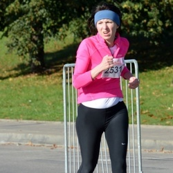 """Vilnius 10 km run, """"Run with Živilė Balčiūnaitė"""". - Jurgita Turulienė (2531)"""