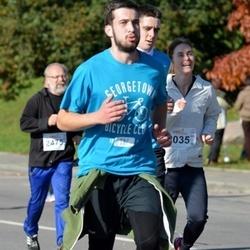 """Vilnius 10 km run, """"Run with Živilė Balčiūnaitė"""". - Dainora Masiulienė (2035)"""