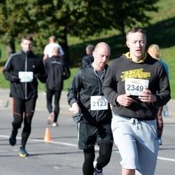 """Vilnius 10 km run, """"Run with Živilė Balčiūnaitė"""". - Kęstutis Kaminskas (2349)"""