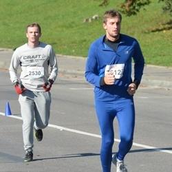 """Vilnius 10 km run, """"Run with Živilė Balčiūnaitė"""". - Vytautas Jomantas (2612)"""