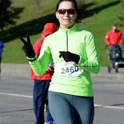 "Vilnius 10 km run, ""Run with Živilė Balčiūnaitė"". - Olena Kotukhova (2460)"