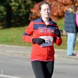 """Vilnius 10 km run, """"Run with Živilė Balčiūnaitė"""". - Urtė Bernatavičiūtė (2129)"""
