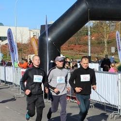 """Vilnius 10 km run, """"Run with Živilė Balčiūnaitė"""". - Lesek Klejevskij (167)"""