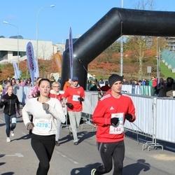 """Vilnius 10 km run, """"Run with Živilė Balčiūnaitė"""". - Martynas Kilmanas (144)"""