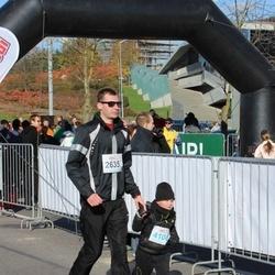 """Vilnius 10 km run, """"Run with Živilė Balčiūnaitė"""". - Rimas Bulvydas (2635)"""