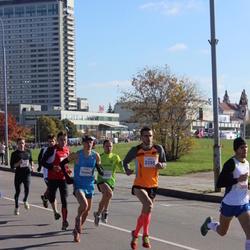 """Vilnius 10 km run, """"Run with Živilė Balčiūnaitė"""". - Justinas Beržanskis (2295)"""