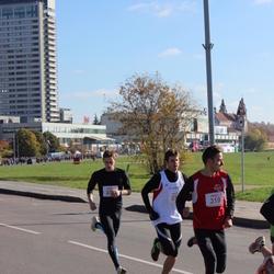 """Vilnius 10 km run, """"Run with Živilė Balčiūnaitė"""". - Paulius Bieliūnas (319)"""