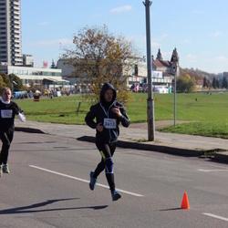"""Vilnius 10 km run, """"Run with Živilė Balčiūnaitė"""". - Eugenijus Mažiulis (2413)"""