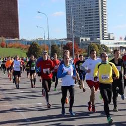 """Vilnius 10 km run, """"Run with Živilė Balčiūnaitė"""". - Jonas Adamonis (2370)"""
