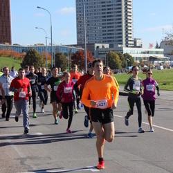 """Vilnius 10 km run, """"Run with Živilė Balčiūnaitė"""". - Dariuš Danilevičius (2421)"""