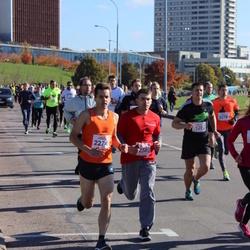 """Vilnius 10 km run, """"Run with Živilė Balčiūnaitė"""". - Edvinas Vyzas (2274)"""