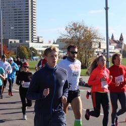 """Vilnius 10 km run, """"Run with Živilė Balčiūnaitė"""". - Mindaugas Žilys (2423)"""