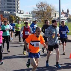 """Vilnius 10 km run, """"Run with Živilė Balčiūnaitė"""". - Viktoras Juršys (389)"""
