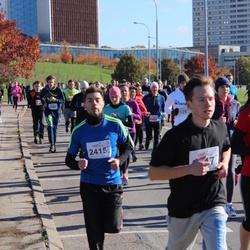 """Vilnius 10 km run, """"Run with Živilė Balčiūnaitė"""". - Tomas Domarkas (2415)"""