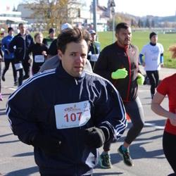 """Vilnius 10 km run, """"Run with Živilė Balčiūnaitė"""". - Tadas Ambrazas (107)"""