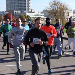 """Vilnius 10 km run, """"Run with Živilė Balčiūnaitė"""". - Aurimas Raziūnas (2530)"""