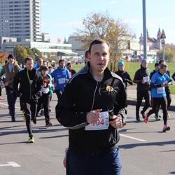 """Vilnius 10 km run, """"Run with Živilė Balčiūnaitė"""". - Mindaugas Berniūnas (194)"""