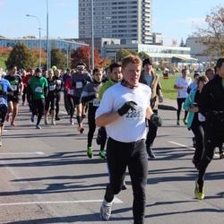 """Vilnius 10 km run, """"Run with Živilė Balčiūnaitė"""". - Karolis Butvidas (2205)"""