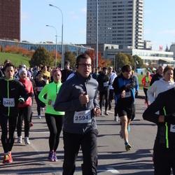 """Vilnius 10 km run, """"Run with Živilė Balčiūnaitė"""". - Kęstutis Rukša (2594)"""