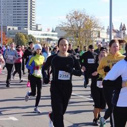 """Vilnius 10 km run, """"Run with Živilė Balčiūnaitė"""". - Justas Staniulis (2358)"""