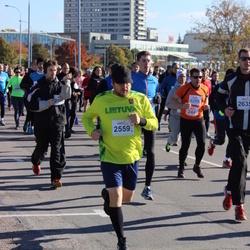 """Vilnius 10 km run, """"Run with Živilė Balčiūnaitė"""". - Margiris Poviliūnas (2559)"""