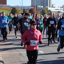 """Vilnius 10 km run, """"Run with Živilė Balčiūnaitė"""". - Renata Nedzveckaitė (2180)"""