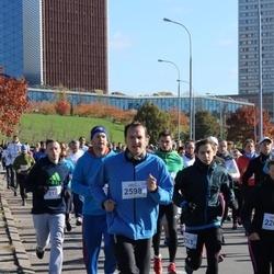 """Vilnius 10 km run, """"Run with Živilė Balčiūnaitė"""". - Kasparas Adomaitis (2598)"""