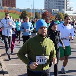 """Vilnius 10 km run, """"Run with Živilė Balčiūnaitė"""". - Gediminas Karveckas (2187)"""