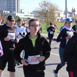 """Vilnius 10 km run, """"Run with Živilė Balčiūnaitė"""". - Titas Motūza (350)"""