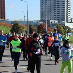 """Vilnius 10 km run, """"Run with Živilė Balčiūnaitė"""". - Karolina Urbonaite (2361)"""